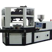 CE approved one step ibm machine / injection blow