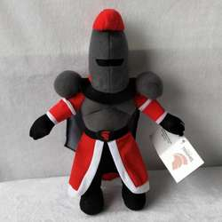 suffed soft plush robot for promotion