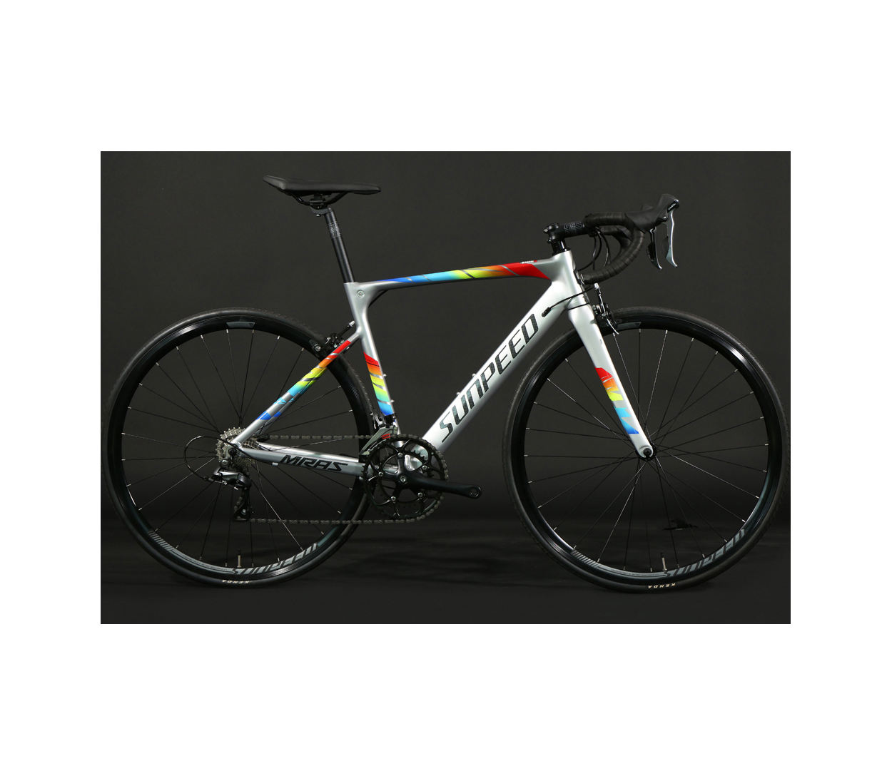 SUNPEED MARS light weight fast cool Carbon bicycle carbon Road Bike