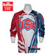 oem Top quality sublimation custom racing bmx jerseys mx motocross jersey
