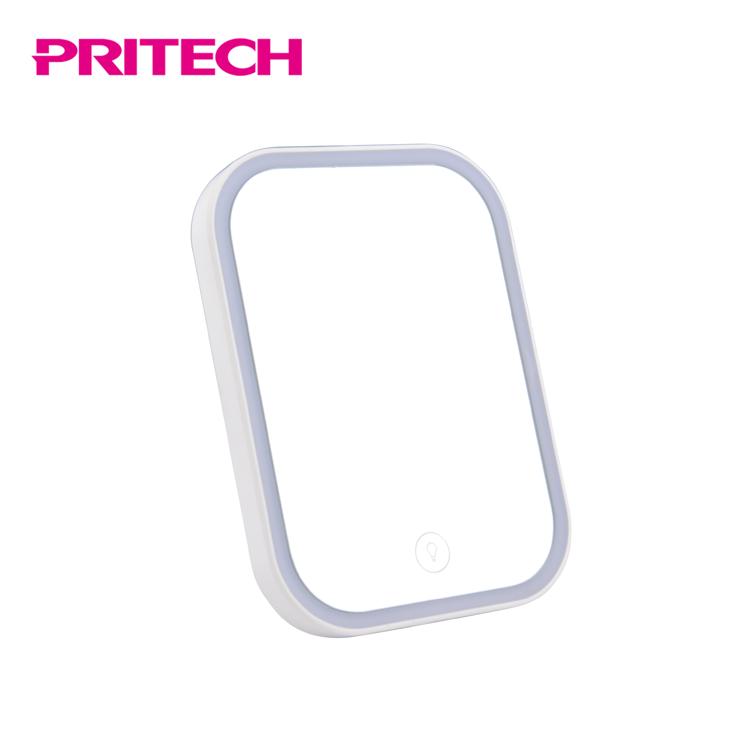 PRITECH yeni tasarlanmış uygun akıllı dokunmatik ON/OFF anahtarı kozmetik masa aynası