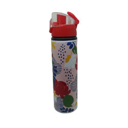 Sports drinking water portable vacuum thermos aluminium bottles