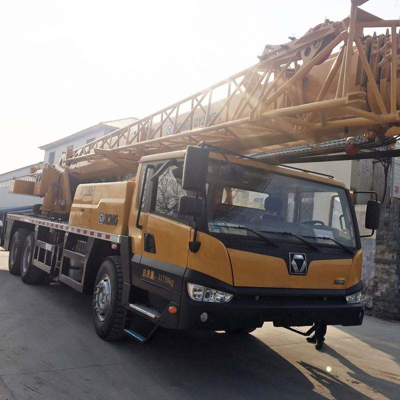 2020 New XCMG 20Ton Mini Truck Crane XCT20L4 For Sale