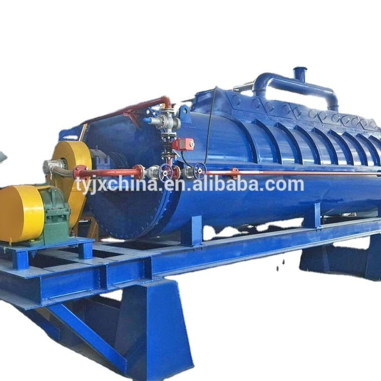 Automatic fish meal processiing cooker,fish meal processing line, fish meal processing machine for sale