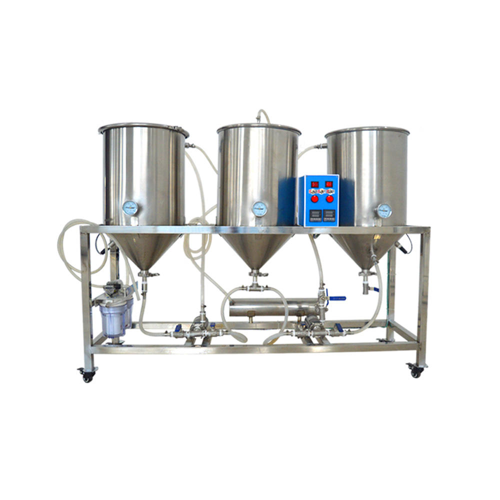 nano brewery 50l microbrewery equipment for sale turnkey beer brewing system