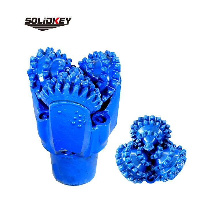 High quality steel tooth tricone roller bit for water well drilling