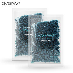 Highly Flexible  300g  Blue Hard Wax Beans Wax Removal Hot Wax Beads For Beauty Center