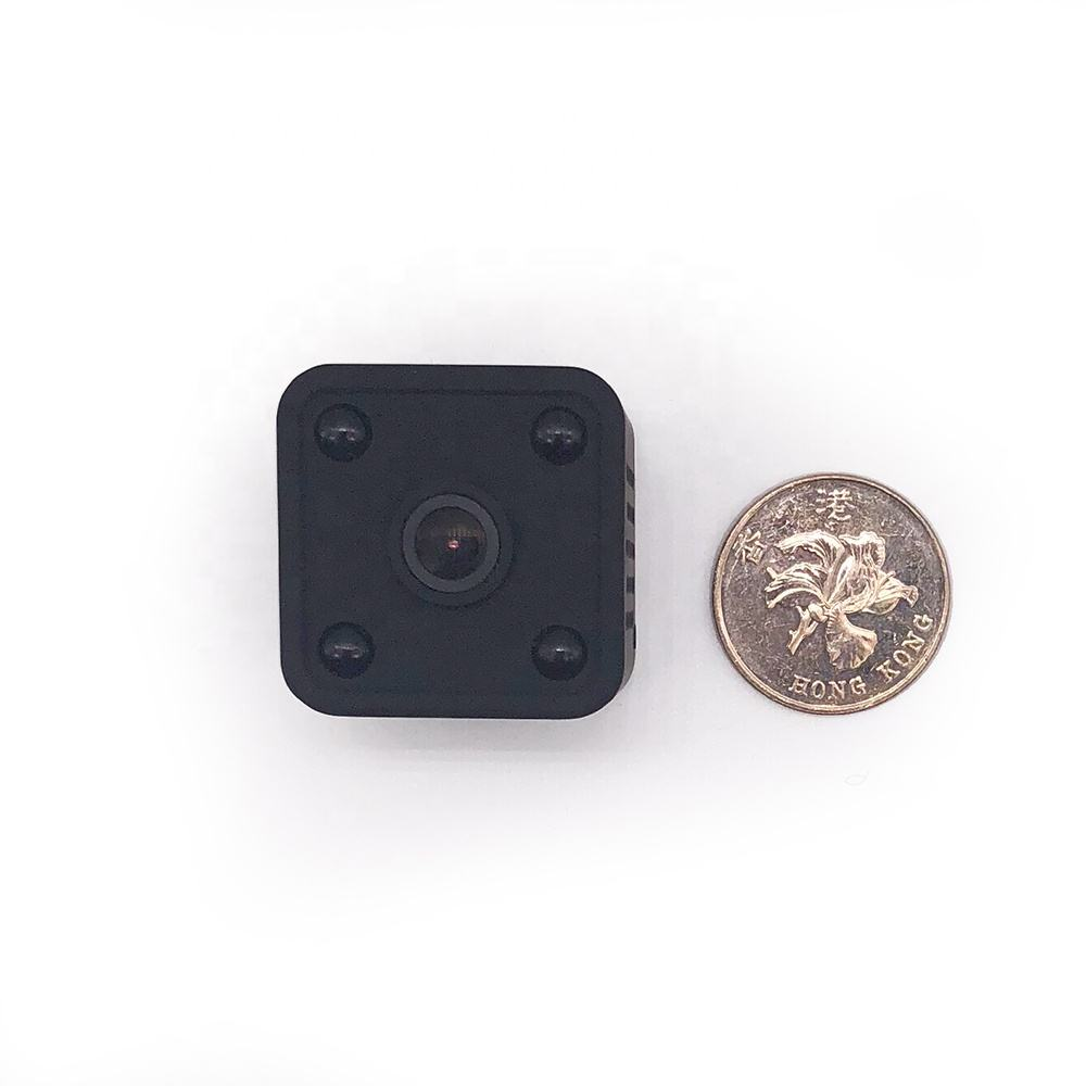 As Seen On TV Mini Camera Wireless Hidden 1080P Body Camera Action Camera, Convert Security Nanny