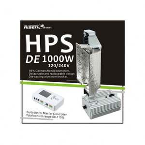 Risen Green Hydroponic Double Ended 1000W DE System 1000 Watt HPS Grow Lights