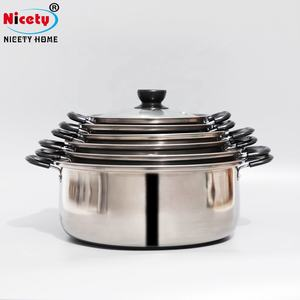 stainless steel couscous stock pot cooking pot