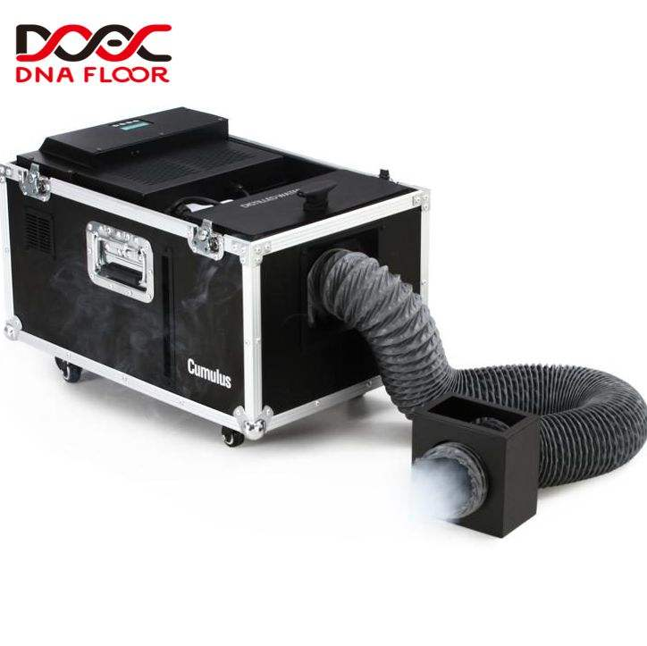 Low Fog Liquid Machine Huge White Low Water Mist Smoke Fog Machine Effect with Flight Case