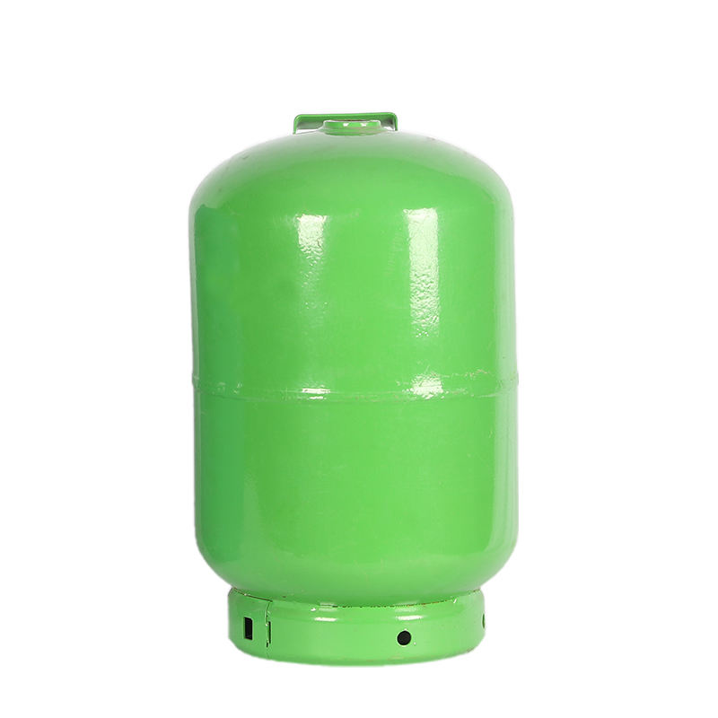 Kleine 5kg 12l Camping Butan Gas <span class=keywords><strong>Kanister</strong></span> Nachfüllbare Zylinder