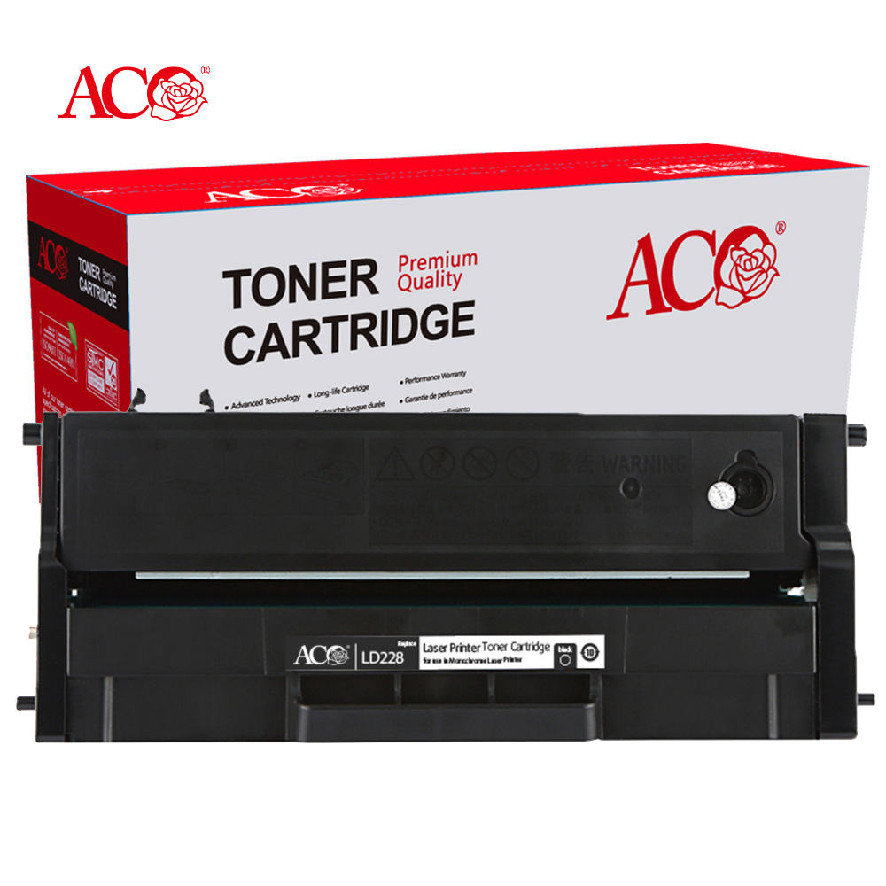 ACO Brand Supplier High Quality Wholesale LD228 Toner Cartridge Compatible For Lenovo LJ2208 M7208