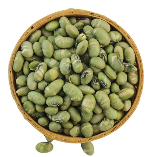 Dry Roasted Lightly Salted Green Soya Beans Snacks