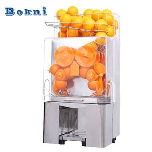 Shanghai Fabriek Oranje Juice Maker Juicer Extractor Machine Vruchtensap Machine
