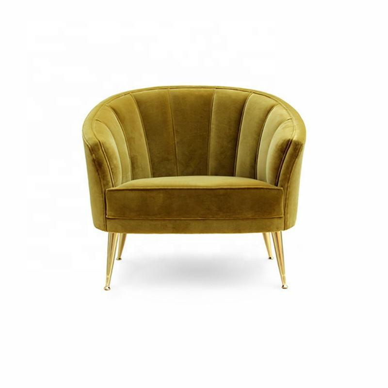 Nhà Máy Giá Giá Rẻ Retro Elegantes Sofa Chesterfield