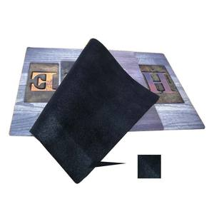 Custom Printed Logo Mat Floor Mat Rubber Entrance Mat