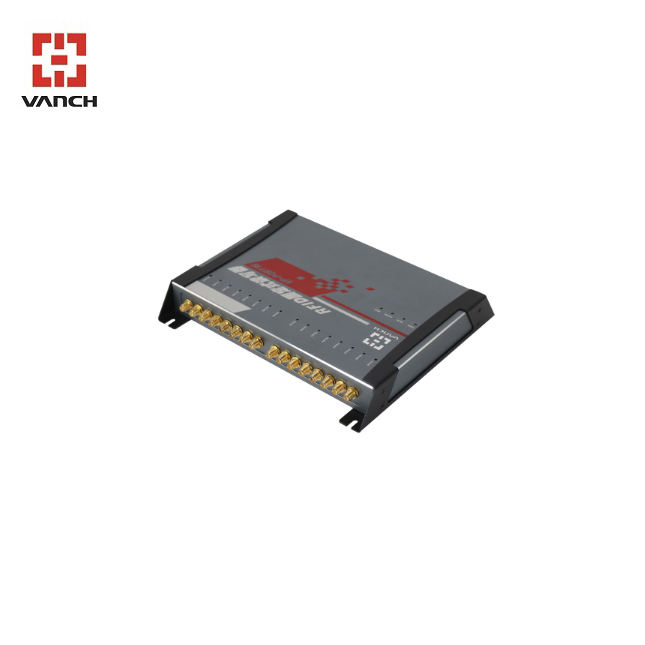 Vanch 16 port fixed uhf rfid reader for marathon race sport timing system