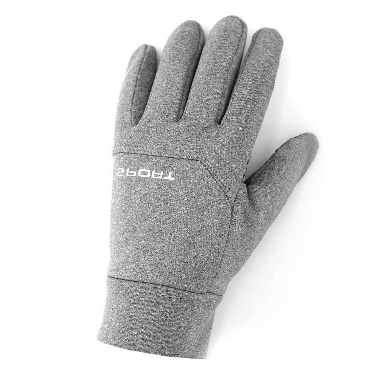 Anti Slip Full Finger Touch Screen WinterDriving Texting Outdoor Sport Mountain Climbing Racing Riding Bike Warm Gloves