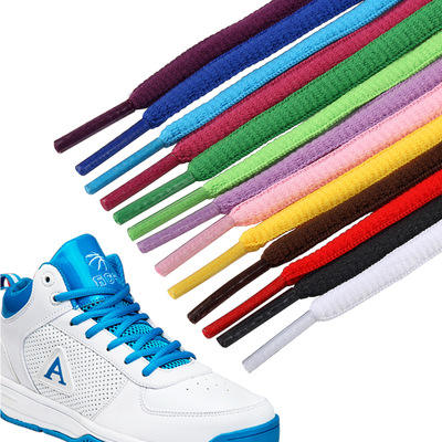 Classic Round Shoelaces High Quality Leisure Sport Shoe laces Outdoor Men And Women Shoelace Fashion Multi Color