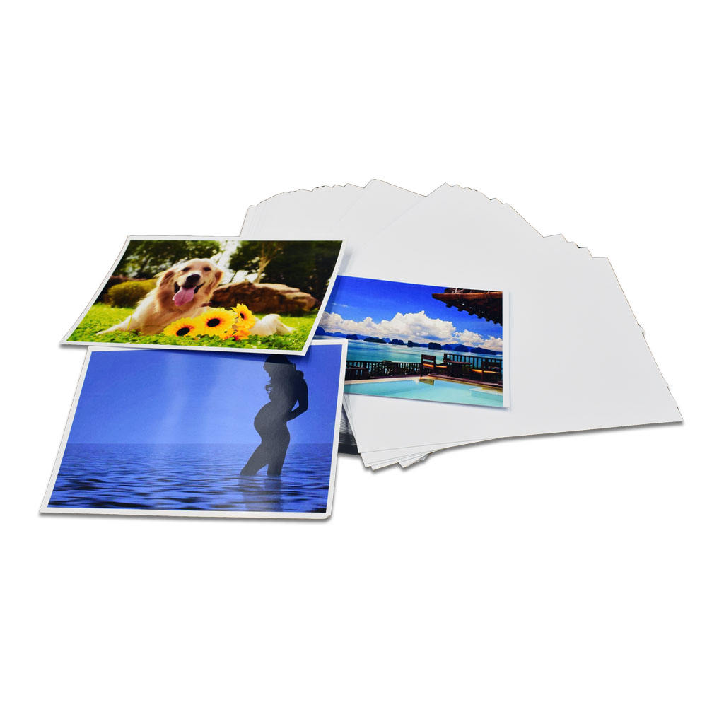 multipurpose matte double sided A4 250gsm photo paper for Canon Epson HP Printers