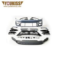 For Volkswagen Tiguan change R-line front and rear bumpers  body kit