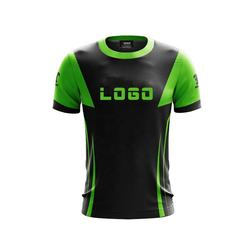 2020 OEM  dry fit best custom logo mens blank  e-sports gaming jersey