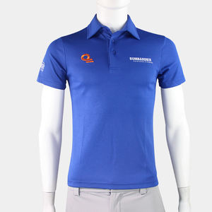 High quality cheap customize performance dry fit men golf stripe polo golf shirt