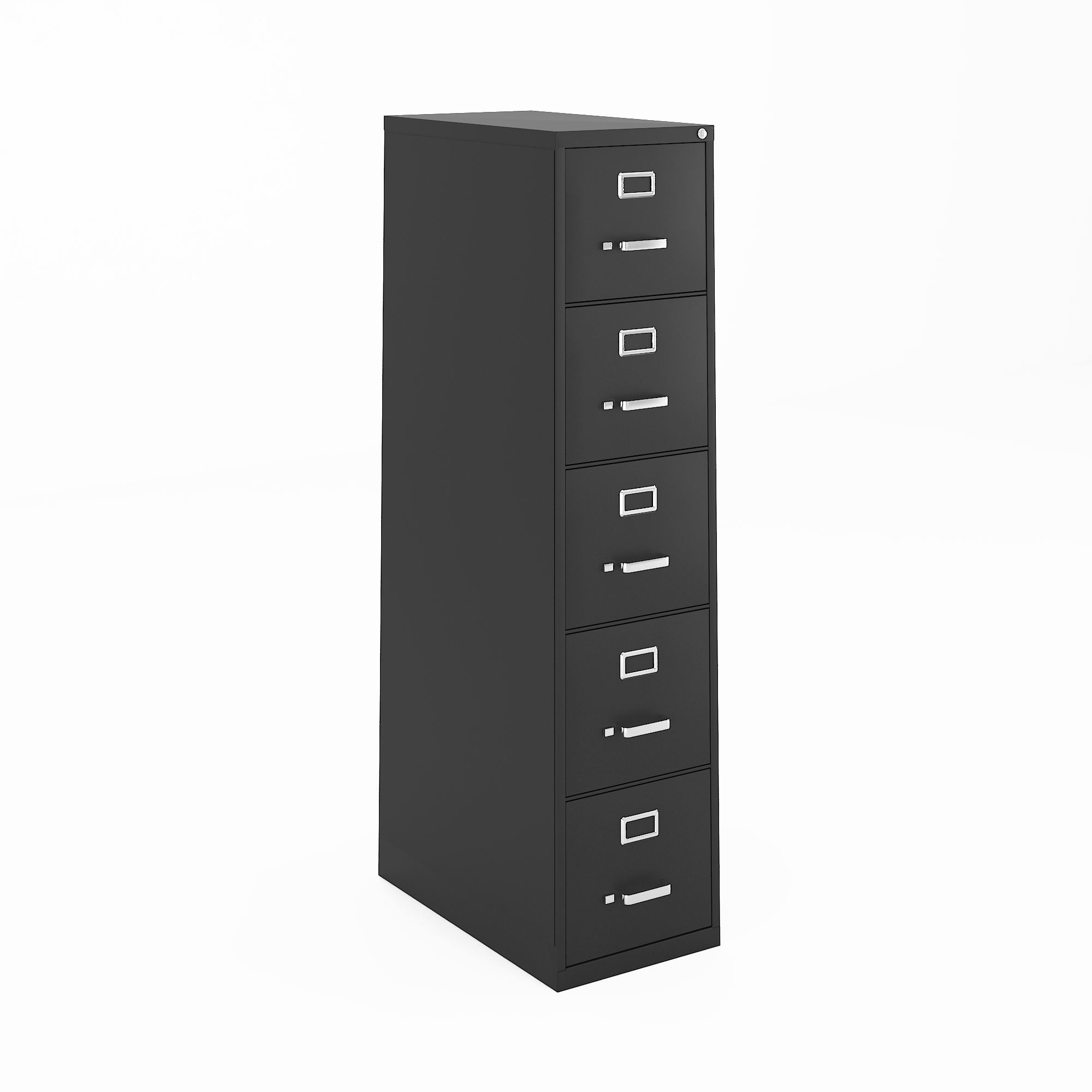 Modern 5 Drawer Steel Vertical File Storage Filing Cabinets For Office