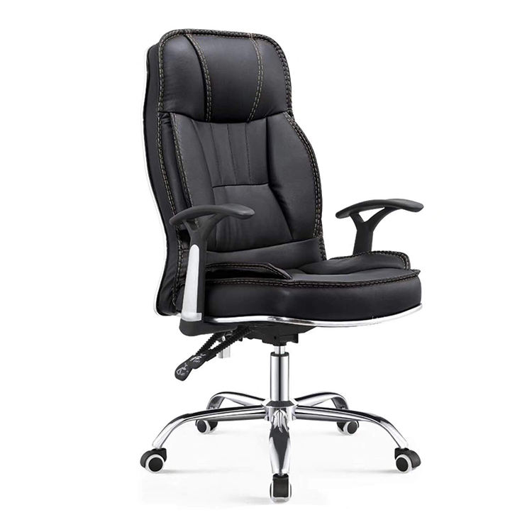 China manufacture manager leather swivel executive office chair for office furniture