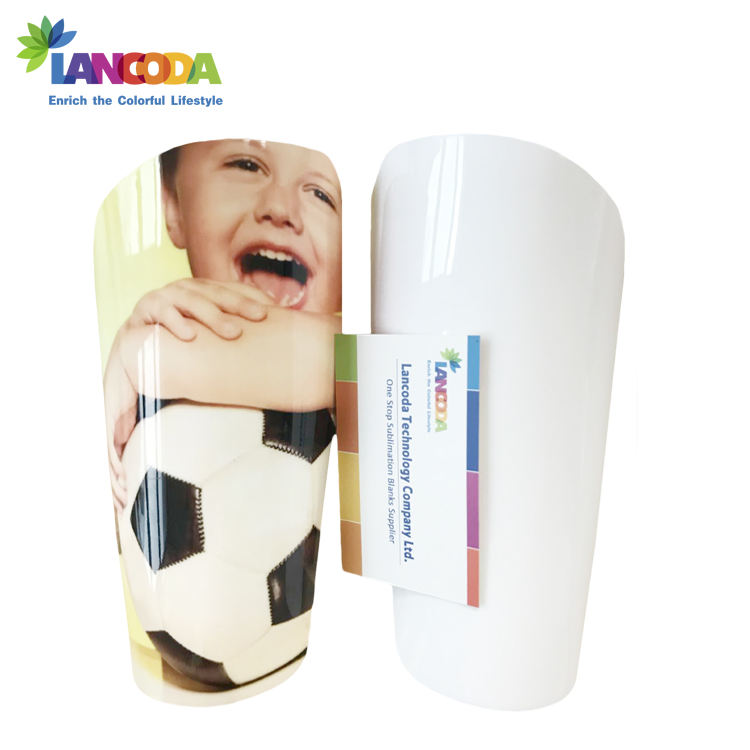 Kids Personalized Sublimation Soccer Shin Guards