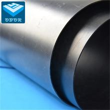 HDPE smooth textured black Geomembrane Landfill pond Liners
