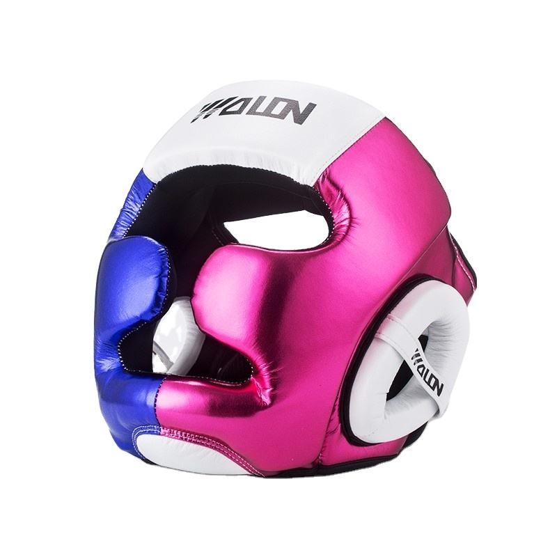 Head guard suitable for boxing,MMA,sparring,protect your head children headgear custom logo