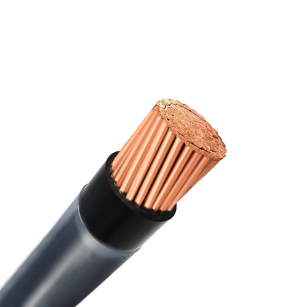 THHN Wire THWN Cable Electrical Copper Conductor PVC Insulated Nylon Sheathed Cable THW 10 12 14 AWG Wire