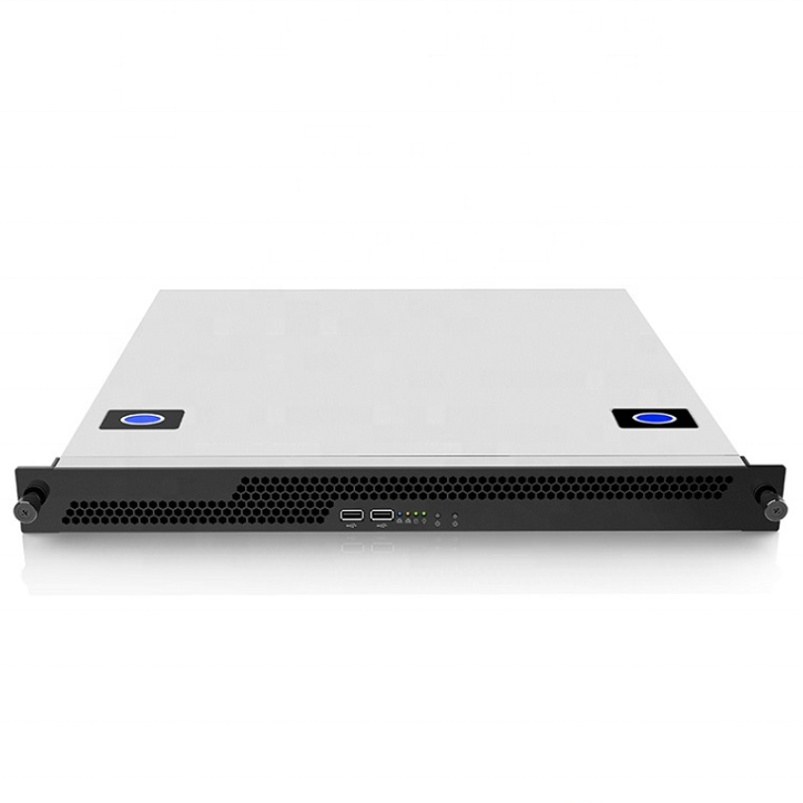 OEM 1U Server Rack Mount HDD Enclosure MINI Storage Case แชสซี ATX PC กรณี