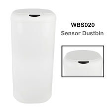 30L indoor stainless steel Sensor Dustbin automatic trash can