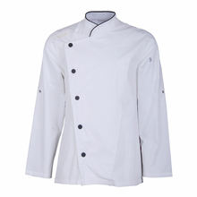 Made in Myanmar cheap price customized fire resistant kitchen white chef coat uniforms