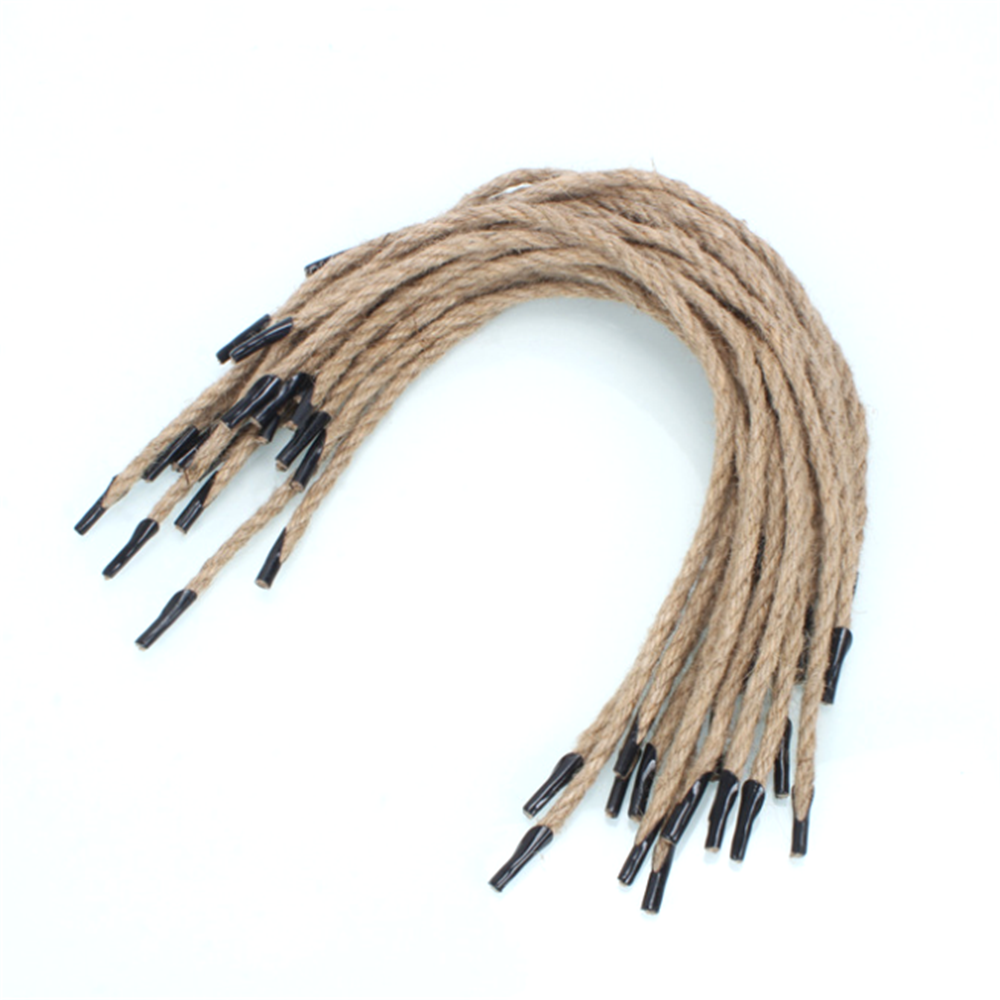 Manufacturer wholesale kind of hemp sisal rope handle for bags
