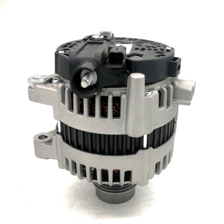 0-121715001 Brushless Alternator 12V 180A Alternator untuk Scrap Alternator