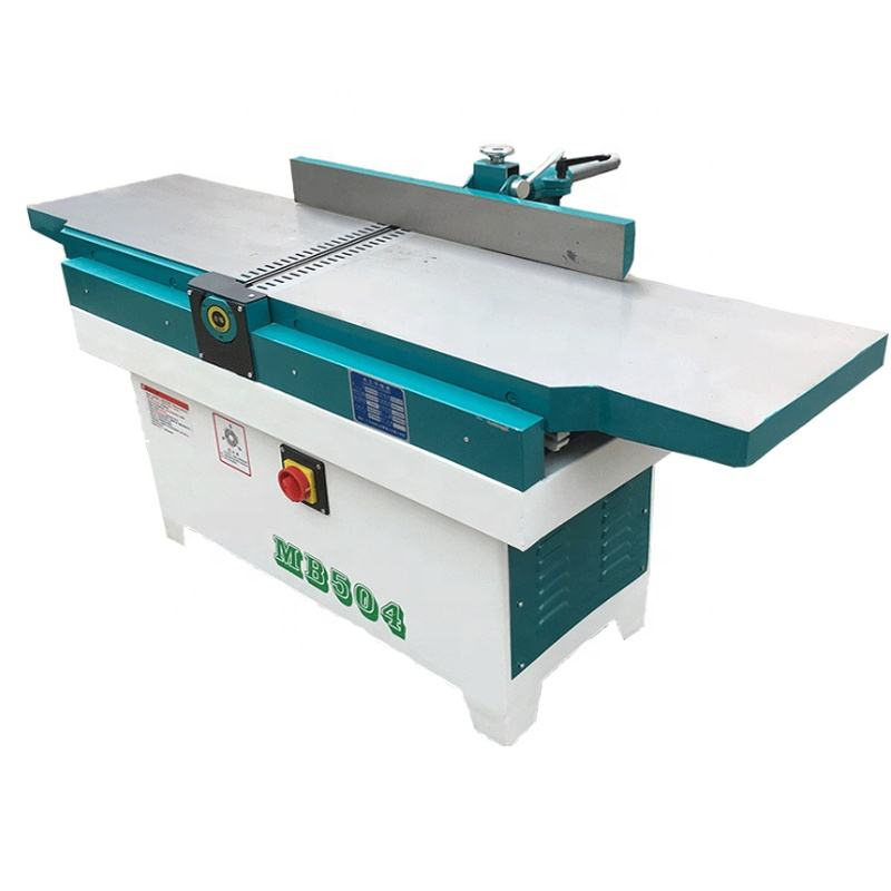 MB504 manual woodworking surface planer