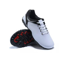 2020 Latest Fashion Microfiber Leather Golf Shoes For Men