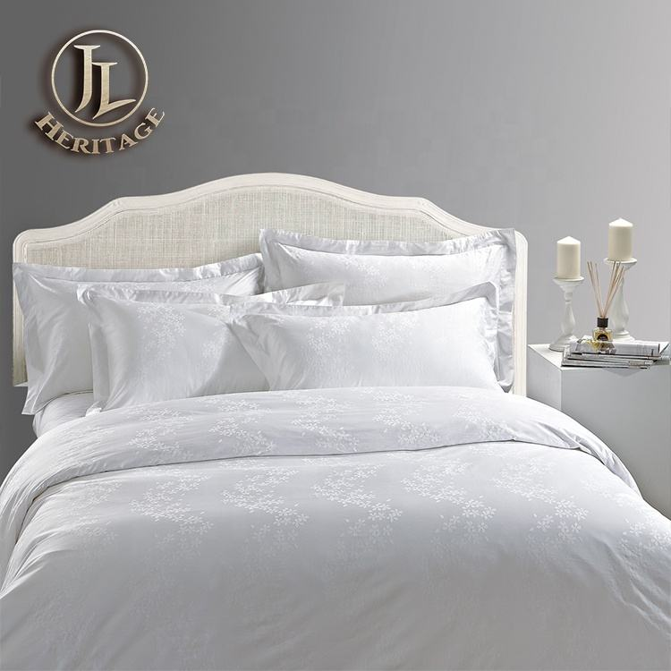 New Design Luxury 5 Star Count Egyptian Cotton Bed Sheet Set Hotel 100% 1000 Thread linen bedding