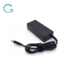 CE ROHS FCC Bersertifikat 65W Power Supply 19.5V 3.34A Ac Charger untuk Adaptor Laptop Dell