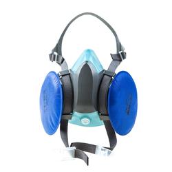 Hot-Selling Airsoft Civilian Jual Gas Mask Full Face Respirator Toxic Gas Mask
