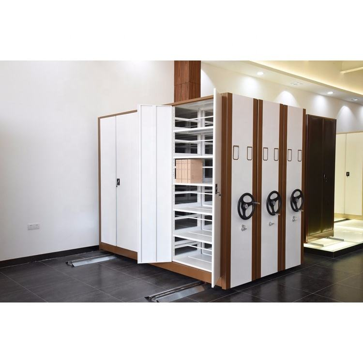 The popular mobile shelving storage stainless steel shelves workforce storage cabinet steel locker