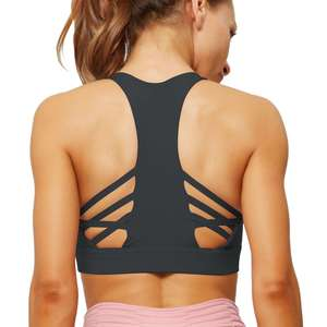 New Comfort Supportive Shock Absorber Active Sports Bra for Women