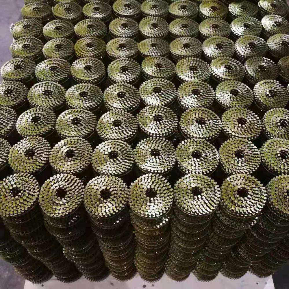 direct manufacture cheap coil nails
