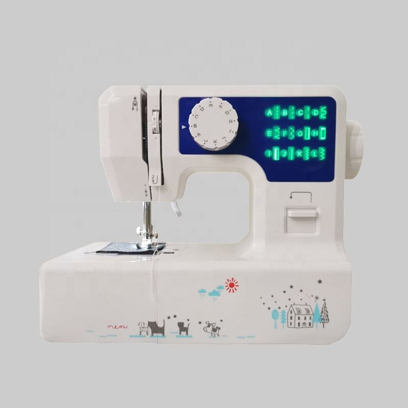 Kingone Stylish Sewing Machines New Design Stitch Sewing Machine mit Built + in Lamp