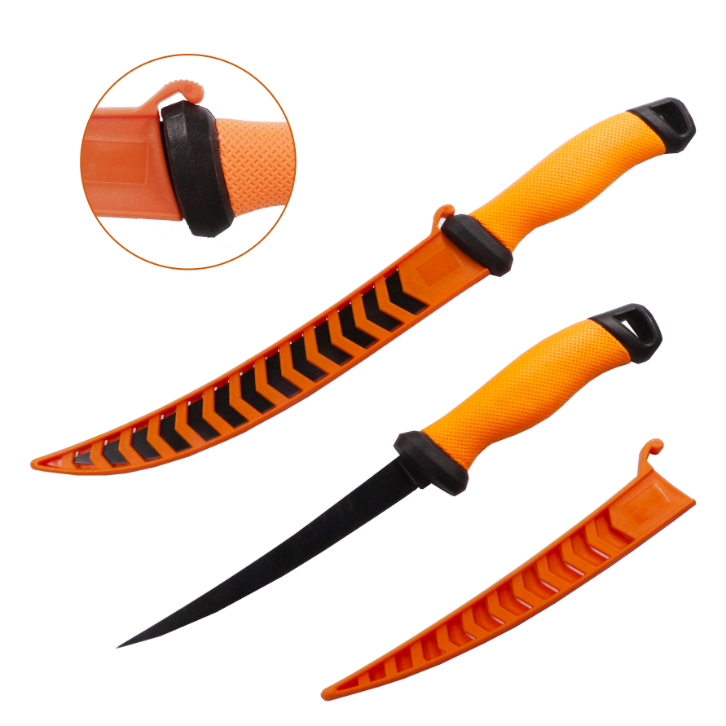 2019 Profession new fish cutting fillet knife sharp fishing knife