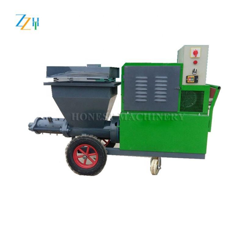 Lowest price mortar spraying machine / concrete spary machine /Cement Mortar Sparying Machine